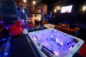 chambre avec jaccuzi louer chambre romantique à lille avec hammam cheminée et