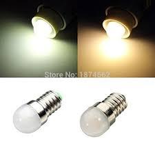 2w fridge led light bulb base e14 led refrigerator freezer bulb t7