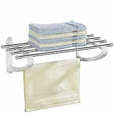 badezimmer regal wenko handtuchhalter ablage badregal