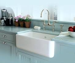 gray farmhouse apron kitchen sinks compressed sink faucets