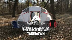 Ozark Trail 12-Person Base Camp Tent With Light - Walmart.com Napier Truck Tent Compact Short Box 57044 Tents And Ozark Trail Kids Walmartcom 2person 4season With 2 Vtibules Full Fly 7person Tpee Without Center Pole Obstruction The Best Bed December 2018 Reviews Camping Smittybilt Ovlander Xl Rooftop Overview Youtube Instant 13 X 9 Cabin Sleeps 8 3 Room Tent Part 1 12person Screen Porch Lweight Alinum Frame Bpacking Person Room