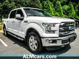 2015 Used Ford F-150 4WD SuperCrew 145