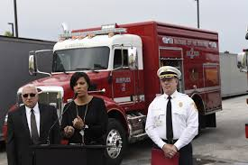 100 New Fire Trucks Baltimore Unveils 3 New Fire Trucks Baltimore Sun