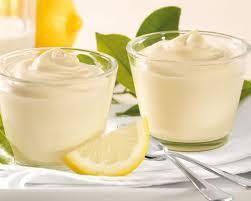 dessert avec mascarpone rapide crème dessert facile au citron thermomix une recette de crème