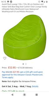 Avenli Avocado Inflatable Chairs X 2 In DE23 Derby For ... Inflatable Chairs Couches Chair Sofa Bean Bags Ball Football Portable Potato Cartoon Png Download 1200 Free Transparent Blochair Clear In 2019 Universities Giant And Custom Outdoor Sofas That Are Simply Amazing Air Fniture Package 1 Expabrand Printed Flag Banners Marquees 12 Seat Height 30 Wide With Slipcover Branded Includes Cover Romatlink Lounger Blow Up Camping Couch For Adults Kids Water Proof Antiair Leaking Design Bed Backyard Yomi Armchair Mojow Touch Of Modern
