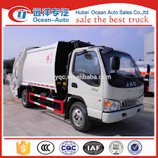 Jac Garbage Truck With Compactor Wholesale, Truck Suppliers - Alibaba
