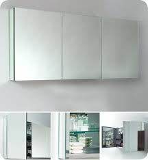 frameless mirrored medicine cabinet surface mount frameless