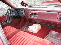 100 Truck Interior Parts 1991 GMC SIERRA 2500 Image 5