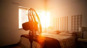 darum sollten sie nicht mit ventilator schlafen