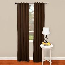Walmart Mainstay Sheer Curtains by Mainstays Solid Crushed Microfiber Panel Set Of 2 Walmart Com