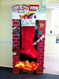 Winning Christmas Door Decorating Contest Ideas by Backyards Office Door Decorating Ideas Design Xmas Christmas