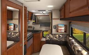 Lance 865 Truck Camper - With A Layout Similar To Its Larger ...