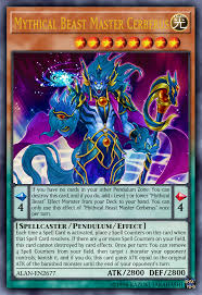 Yugioh Volcanic Deck 2016 by Mythical Beast Master Cerberus By Alanmac95 On Deviantart