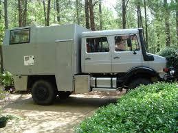 Mercedes Unimog Camper Sale, Truck Camper Magazine | Trucks ...