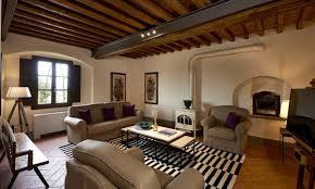 Modern Tuscan Interior Design Villa Vincenzo