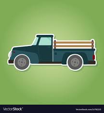 100 Toy Farm Trucks Retro Ing Pickup Truck Vector Images 73