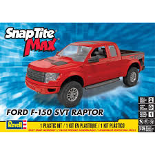 Shop For The Revell® SnapTite® Max™ Ford F-150 SVT Raptor Plastic ... Scale Model Ford Pick Up Truck Lifted Youtube Amt Model Semi Kits Best Resource Mack Dm 600cat Dh8 125 Amtertl 2 Kit Project Ideas Revell 132 Mack Fire Truck Pumper Plastic Snap Model Kit Autocar Maquetas Vehiculos Pinterest Models Car The Modelling News Meng Are At Nemburg Toy Fair To Pick And Trailer Monogram Tom Daniels Garbage Plastic Kit 124 Scale 1966 Chevy Fleetside Pickup Revell 857225 New Custom Truck Archives Kiwimill Maker Blog Mpc 852 Datsun Monster Amazoncom Kenworth W900 Toys Games