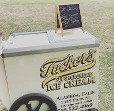 100 Alameda Food Trucks Tuckers Ice Cream San Francisco Roaming Hunger