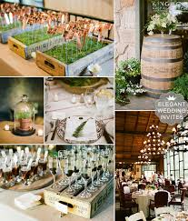 Country Club Rustic Outdoor Wedding Ideas 2015 Trends