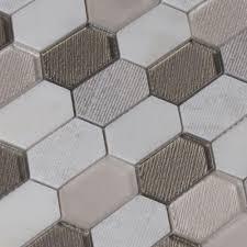 Standard Tile Edison Nj Hours by 1x1 Inessa Blanco Picket Pattern 8mm Glass Stone Mosaic Tile