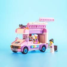 213pcs City Ice Cream Truck Loego Compatible Enlighten Building ... Jual Diskon Khus Lego Duplo Ice Cream Truck 10586 Di Lapak Lego Mech Album On Imgur Spin Master Kinetic Sand Modular Icecream Shop A Based The Le Flickr Review 70804 Machine Fbtb Juniors Emmas Ages 47 Ebholaygiftguide Set Toysrus Juniors 10727 Duplo Town At Little Baby Store Singapore Icecream Model Building Blocks For Kids Whosale Matnito