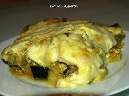 cuisiner le poireaux gratin de poireaux et courgettes cremeux pique assiette