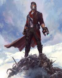 Starlord Art Set To The Backdrop Of Awesome Mixtape 2 Marvels Guardians Galaxy Vol Continues Teams Adventures As They Traverse