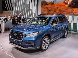 2019 Subaru Ascent First Look   Kelley Blue Book