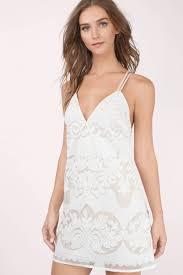 white shift dress white dress criss cross dress shift dress