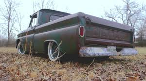 100 1964 Chevy Truck Today I Drive C10 Rat Rod Episode 6 YouTube