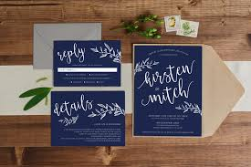 Nice Wedding Invitation Brisbane Contemporary