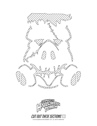 Mario Pumpkin Stencil Easy by Mario Pumpkin Spookify Your Pumpkin With A Mario Pumpkin Stencil