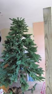 6ft Christmas Tree by Turning A 6ft Sparse Fake Christmas Tree Into An 8ft Full Cat