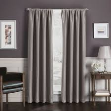 Absolute Zero Curtains Canada by Buy Noise Reducing Curtains From Bed Bath U0026 Beyond
