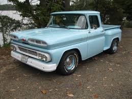 100 1960s Chevy Truck 1960 Chevrolet C10 Pickup 4Speed For Sale On BaT Auctions Sold