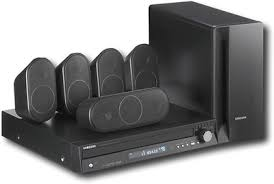 Samsung HT X50 5 1 Home Theater System