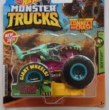 100 Monster Truck Crash Amazoncom HOT Wheels 164 Scale Sick Stuff 15