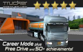 Amazon.com: Trucker: Parking Simulator - Realistic 3D Monster Truck ...