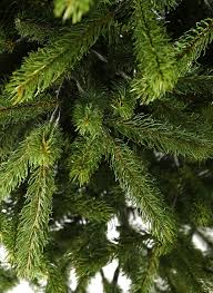 12 Foot King Fraser Fir Slim Quick Shape Artificial Christmas Tree In