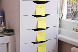 How to Organise the Infamous Alex Drawer Unit – Anya Belle