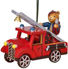 Tree Ornament - Fire Truck With Teddy (8 Cm/3in) By Hubrig Volkskunst Eone Fire Trucks On Twitter Here Is The Inspiration For 1 Of Brigade 1932 Buick Engine Ornament With Light Keepsake 25 Christmas Trees Cars Ideas Yesterday On Tuesday Truck Nameyear Personalized Ornaments For Police Fireman Medic My Christopher Radko Festive Fun 10195 Sbkgiftscom Mast General Store Amazoncom Hallmark 2016 1959 Gmc 2015 Iron Man Hooked Raz Imports Car And Glass