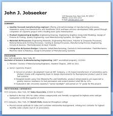 Manufacturing Engineer Resume Sample Samples Entry Level Engineering Manager Examples