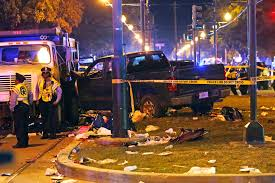 100 Truck Driving Jobs In New Orleans Dozens Hurt After Drunk Driver Plows Into Mardi Gras Crowd