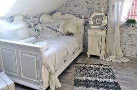 gästezimmer im zauber des shabby chic und landhausstils