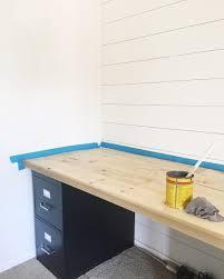 Diy Wood Computer Desk by Top 25 Best Computer Desks Ideas On Pinterest Farmhouse Home