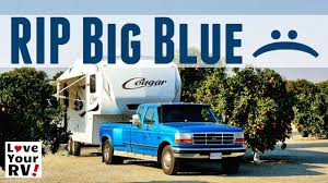 100 Obsolete Ford Truck Parts Sad News Our Old Blue Is Toast YouTube