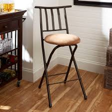 100 Walmart Black Folding Chairs Mainstays 24 Slat Back Counter Height Barstool Beige With