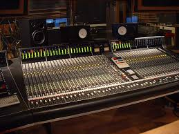 HQ Mixing Console Wallpapers