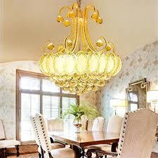 TOYM Crystal Chandelier Modern Minimalist Luxury Circular Dining Hall Living Room Bedroom Lighting