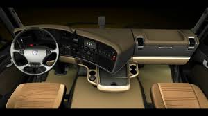 The New Scania R-series, Living In The Cab - YouTube Trucking Freightliner Big Rig Interiors Pinterest Rigs 2017 Volvo Vn670 Truck Overview Youtube Sleepers On Vanderhaagscom Wenartruckinterrvehicleotographystudio3 The New Scania Rseries Living In The Cab Daf Cf 440 Mx11 Sleeper Cab Tractor Exterior And Interior Cookin Inside Truck Pickup They Outfit Pickups With Cabs What Do Luxury For Longhaul Drivers Look Like Unveils Revamped Resigned 2018 Cascadia